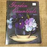 Book - Folk Art - Garden Essentials Vol 3 by Linda Lock