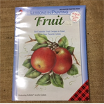 Book - Folk Art - Fruit by Plaid