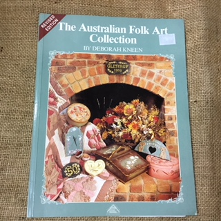 Book - The Australian Folk Art Collection by Deborah Kneen