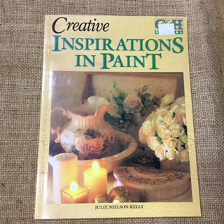 "Book - Folk Art ""Inspirations in Paint"" by Julie Neilson-Kelly"