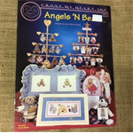 Book - Angels 'N Bears Cross Stitch