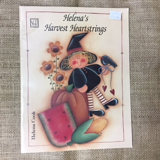 Book - Helen's Harvest Heartstrings by Helena Cook