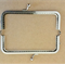 Purse frame - Silver 12cm (sew in) (free postage in Oz)