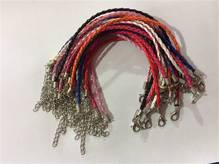 20 Leather Bracelets Straps