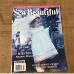 Magazine - Sew Beautiful Volume 11, No. 3