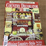 Magazines - Australia Country Decorator