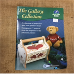Book - The Gallery Collection - folk art projects
