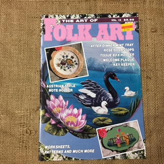 Magazine - The Art of Folk Art Volume 15