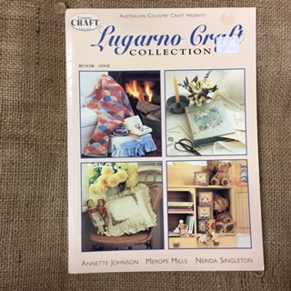 Book - Lugarno Craft Collection - Book 1