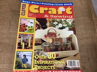 Magazine - Craft and Sewing Vol.2 No.2