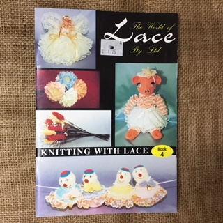 Book - The World of Lace Pty Ltd Book 4