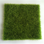Fairy / Dolls House Miniature Garden Artificial Green Grass Felt Backing Square