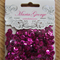 Bright Pink 6mm sequins - Maria George brand