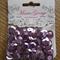 Light Pink 12mm sequins - Maria George brand
