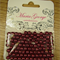 Rouge 6mm pearls - Maria George brand