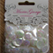 Clear 12mm sequins - Maria George brand