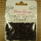 Chocolate 4mm pearls - Maria George brand
