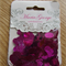 Bright pink 9x13mm sequins - Maria George brand