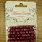 Rouge 8mm pearls - Maria George brand