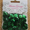 Green 12mm sequins - Maria George brand
