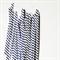 Black Blue White {50} Twist Ties   Stripe Ties   Bread Twist Ties   Christmas