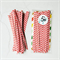 Red White {50} Twist Ties | Stripe Ties | Bread Twist Ties | Christmas Wrap