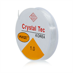Crystal Tec Beading Thread Elasticated 1mmx 10m
