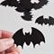 Destash Paper Black Bat Embellishments