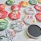 Destash 25 Christmas Button/Badge Embellishments
