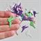 Destash Paper Fairy Embellishments