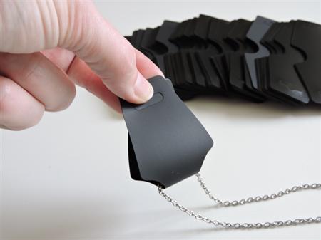 Destash Black Necklace Display Holders