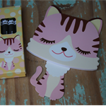 FREE POSTAGE Activity Set~ Cat Themed ~ Holiday Fun for Kids ~ Scrapbooking Fun