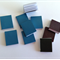 Miniature Blank Pages Books for Doll House Jewellery Making x 10pcs