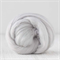 Merino wool tops / roving 19 micron – Cloud - 50 gm
