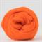 Merino wool tops / roving 19 micron – Orange - 50 gm