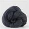 Merino wool tops / roving 19 micron – Graphite - 50 gm