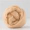 Merino wool tops / roving 19 micron – Dune - 50 gm