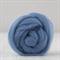 Merino wool tops / roving 19 micron – Jeans - 50 gm
