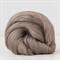 Merino wool tops / roving 19 micron – Ash - 50 gm