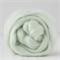 Merino wool tops / roving 19 micron – Lily of the valley - 50 gm