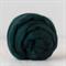 Merino wool tops / roving 19 micron – Wood - 50 gm