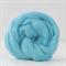 Merino wool tops / roving 19 micron – Water - 50 gm