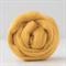 Merino wool tops / roving 19 micron – Honey - 50 gm