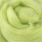 Merino wool tops / roving 19 micron – Chlorophyll - 50 gm