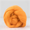 Merino wool tops / roving 19 micron – Melon - 50 gm