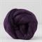 Merino wool tops / roving 19 micron – Blackberry - 50 gm