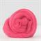 Merino wool tops / roving 19 micron – Lipstick - 50 gm