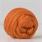 Merino wool tops / roving 19 micron – Marigold - 50 gm