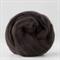 Merino wool tops / roving 19 micron – Coffee - 50 gm