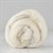 Merino wool tops / roving 19 micron – Natural - 50 gm